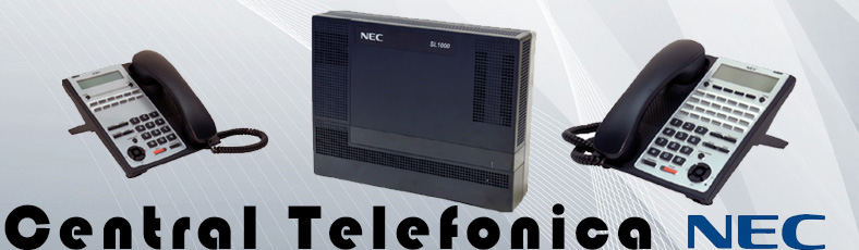 Central Telefonica NEC